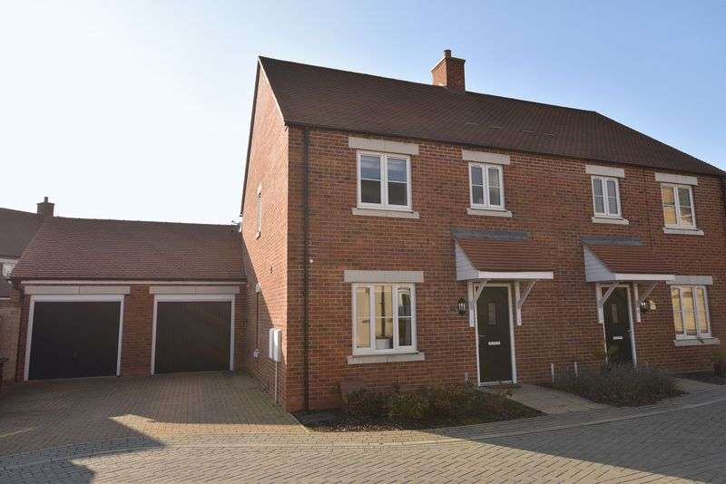 3 Bedrooms Property for sale in Huntingdon Road, Chesterton, Bicester