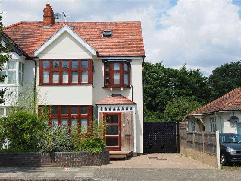 4 Bedrooms Property for sale in Whitchurch Gardens, Canons Park, Middlesex, HA8 6PD