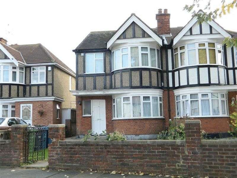 2 Bedrooms Property for sale in Malvern Avenue, South Harrow, Middlesex, HA2