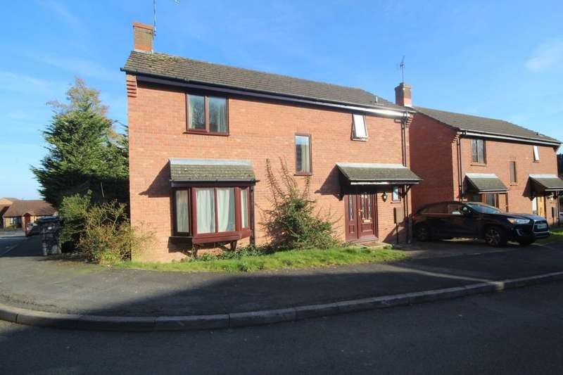 4 Bedrooms Detached House for sale in Butchers Close, Bishops Itchington, Southam, CV47