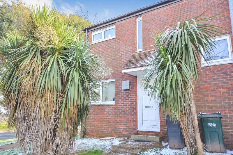 2 Bedrooms House for sale in Croxden Way, Eastbourne, BN22
