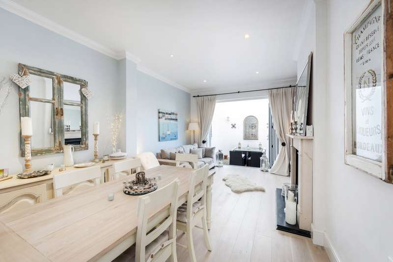 4 Bedrooms Terraced House for sale in Berrymede Road, Chiswick, London, W4