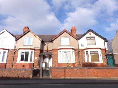 2 Bedrooms Terraced House for sale in Chester Road, Buckley, Flintshire, CH7