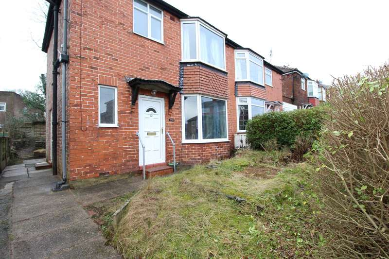 3 Bedrooms Semi Detached House for sale in Shakespeare Road, Prestwich