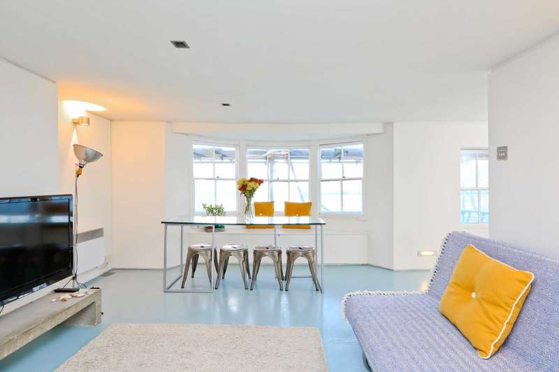 2 Bedrooms Maisonette Flat for rent in Bedford Loft