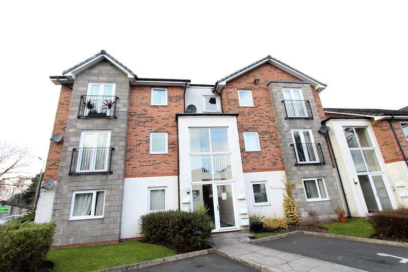 2 Bedrooms Apartment Flat for rent in Newbridge Close, Radcliffe