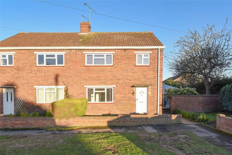 3 Bedrooms Semi Detached House for sale in Ross Road, Maidenhead, Berkshire, SL6