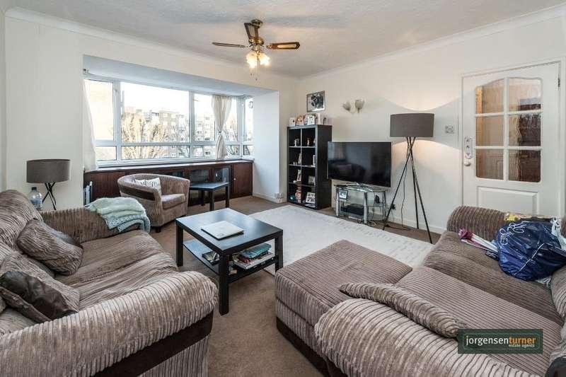 1 Bedroom Flat for sale in Eldon Court, Brondesbury Road, London, NW6 6AX