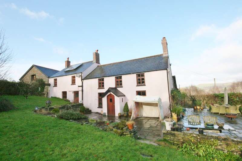 4 Bedrooms Detached House for sale in Gedrys Farm, Main Road, Gwaelod-Y-Garth. Cardiff