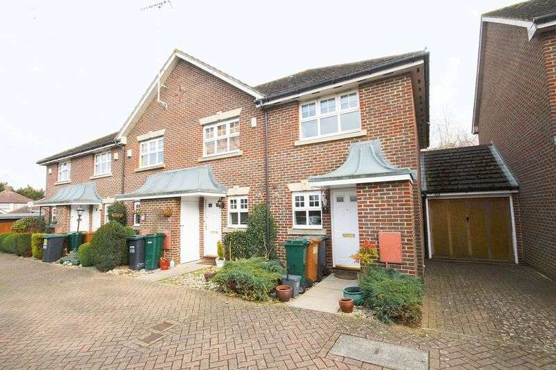 2 Bedrooms Property for sale in Highfield, 'Grimsdyke Manor' Carpenders Park, Watford