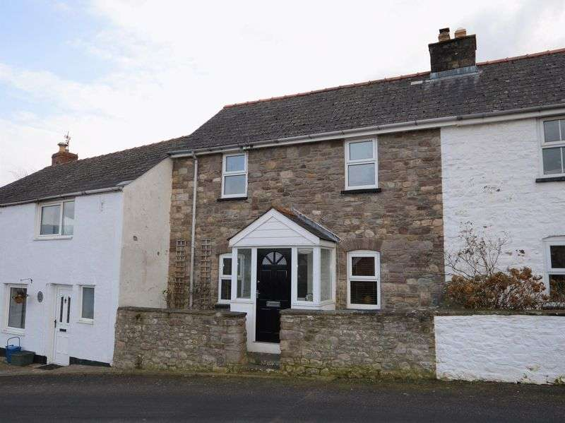 3 Bedrooms Property for sale in Station Road Govilon, Abergavenny