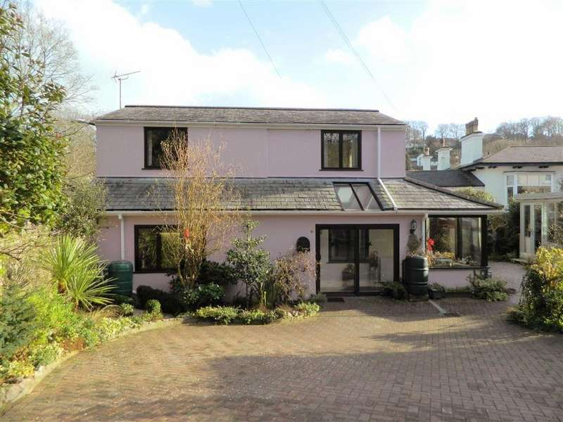 2 Bedrooms Semi Detached House for sale in Woodend Road, Torquay, TQ1