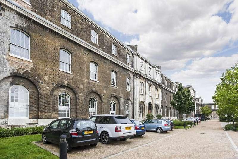 2 Bedrooms Flat for sale in Building 36, Royal Arsenal Riverside SE18