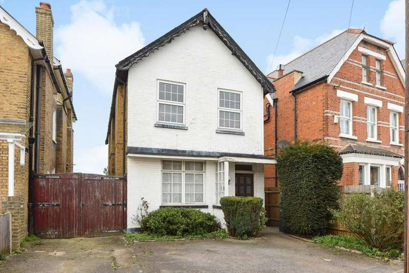 4 Bedrooms Detached House for sale in Elm Road, New Malden