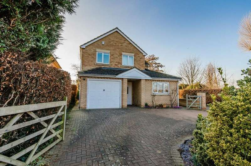 4 Bedrooms Detached House for sale in Way Lane, Waterbeach