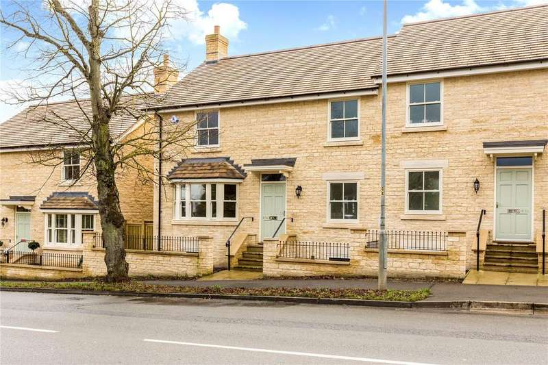 4 Bedrooms Semi Detached House for sale in Casterton Road, Stamford, Lincolnshire, PE9