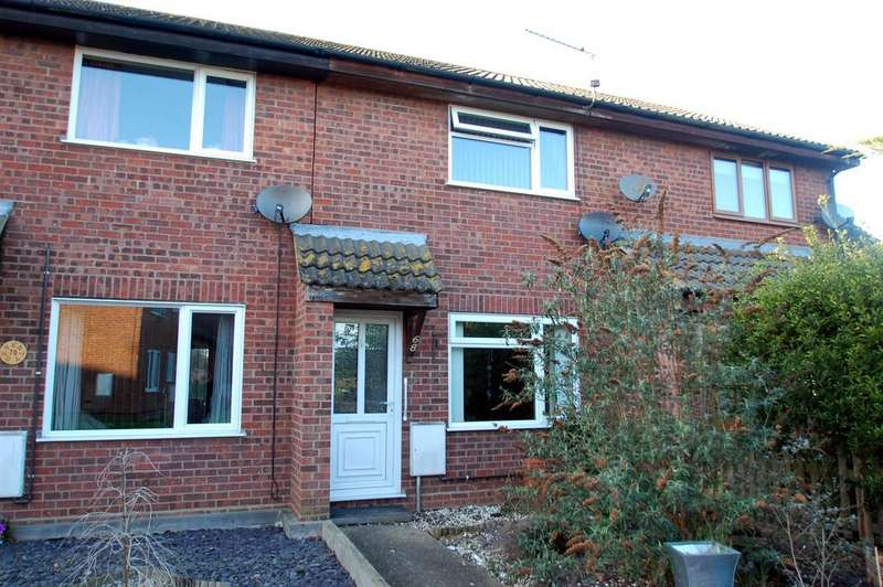 2 Bedrooms Terraced House for sale in Hadfield Road, North Walsham