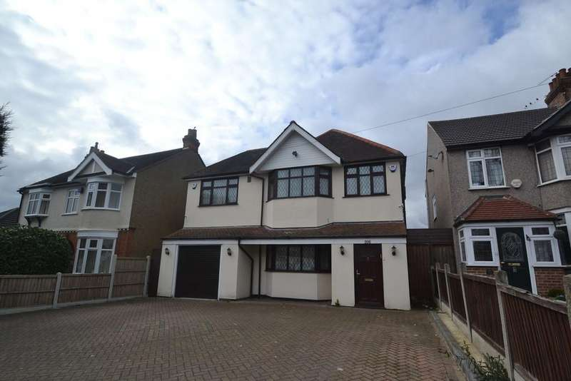 5 Bedrooms Detached House for sale in Collier Row Lane, Collier Row