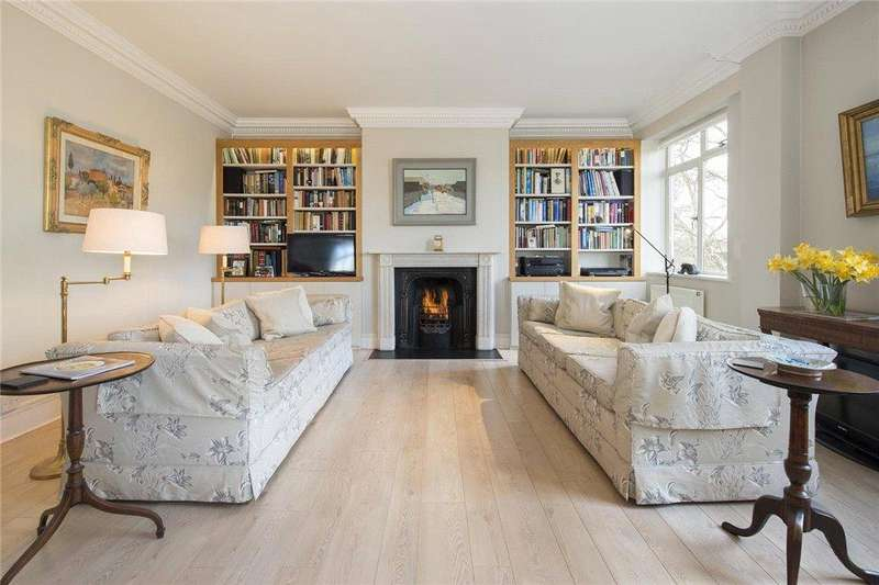 3 Bedrooms Apartment Flat for sale in Montagu Square, Marylebone