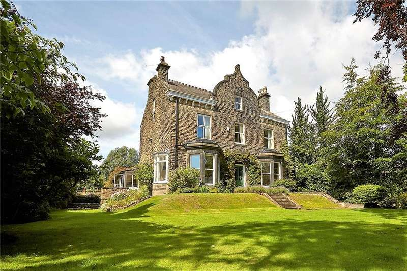 6 Bedrooms Detached House for sale in Oak House, North Road, Horsforth, West Yorkshire, LS18