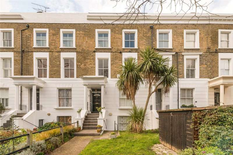 3 Bedrooms Flat for sale in Almorah Road, Islington, London
