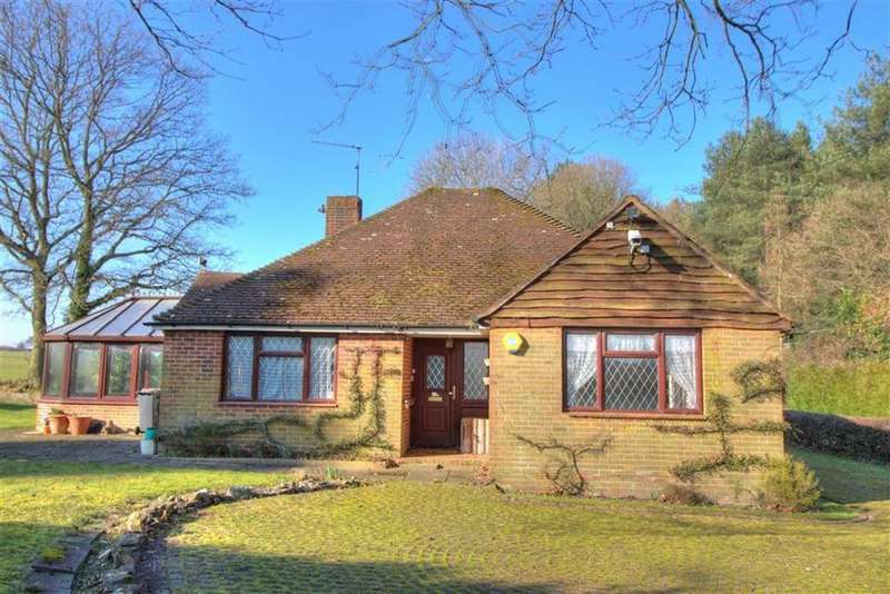 3 Bedrooms Detached Bungalow for sale in Misselbrook Lane, Parish Of Chilworth, Hampshire