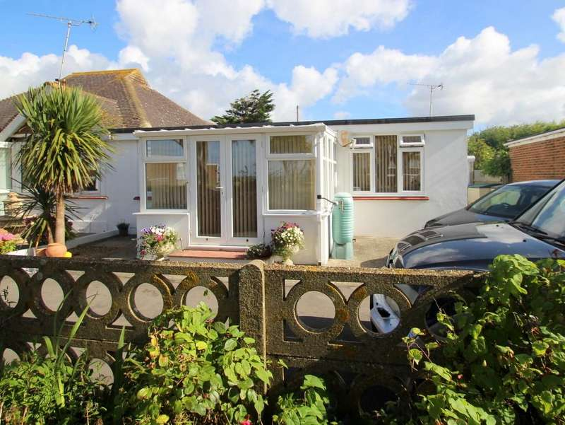 2 Bedrooms Semi Detached Bungalow for sale in Sea Lane, Rustington