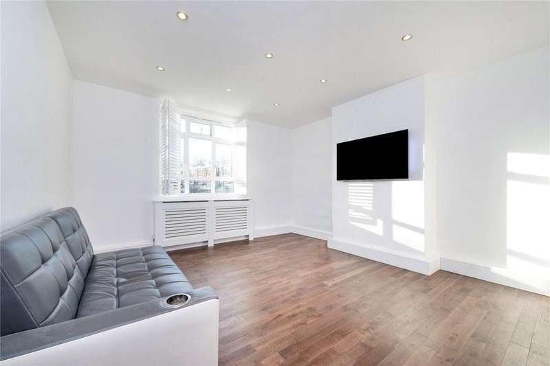 1 Bedroom Flat for sale in Pitfield House, Highbury Estate, London