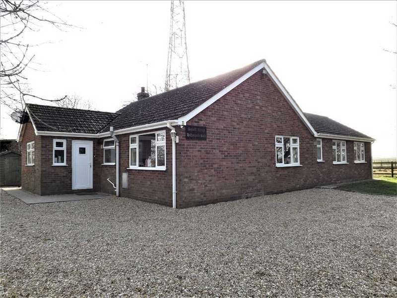 4 Bedrooms Detached Bungalow for sale in Small Acres, Holbeach