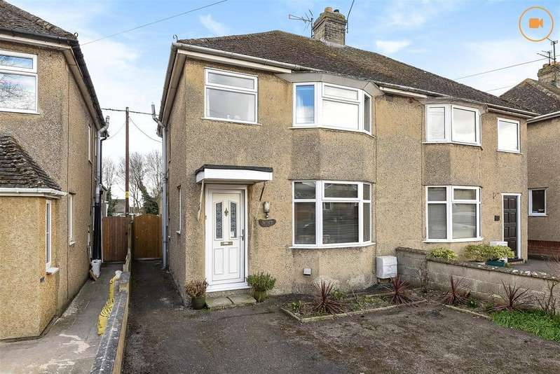 3 Bedrooms Semi Detached House for sale in Schofield Avenue, Witney
