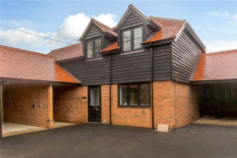 4 Bedrooms Detached House for sale in Kingsmill House, Sandleford Farm, Newtown Road, Newbury, RG20