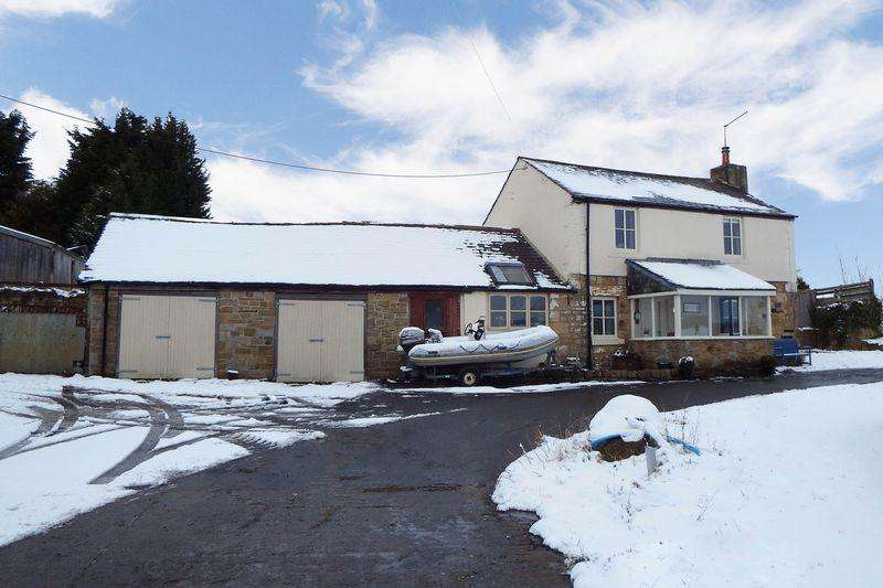 3 Bedrooms Detached House for sale in North Lough Farm, Stamfordham