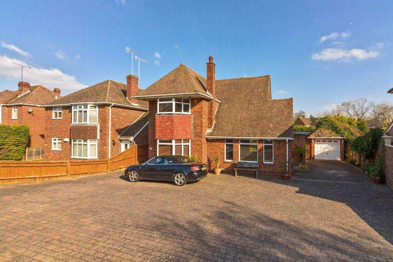 5 Bedrooms Detached House for sale in Offington Lane, Worthing