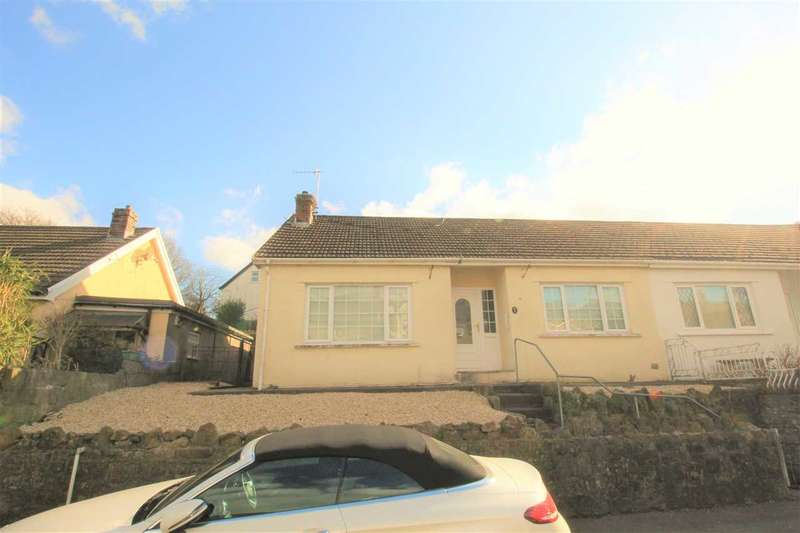 2 Bedrooms Bungalow for sale in Bedw Close, Porth, Porth