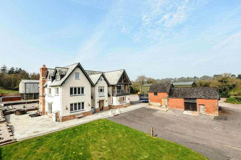 6 Bedrooms Detached House for sale in WEST HILL, OTTERY ST MARY