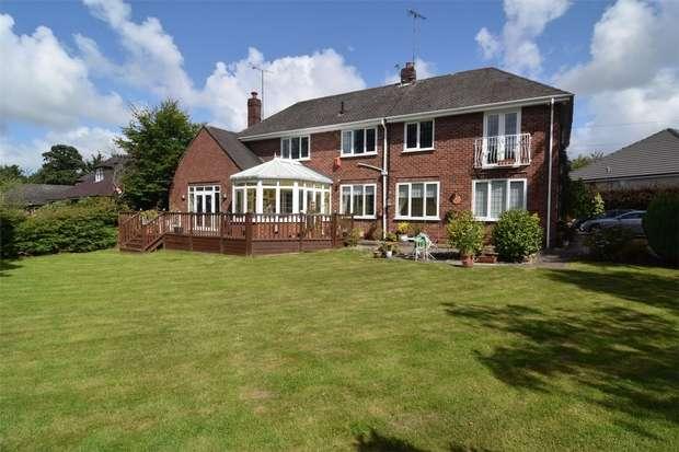 2 Bedrooms Flat for rent in Buggen Lane, Neston, Cheshire