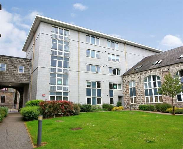 2 Bedrooms Flat for sale in Dee Village, Aberdeen
