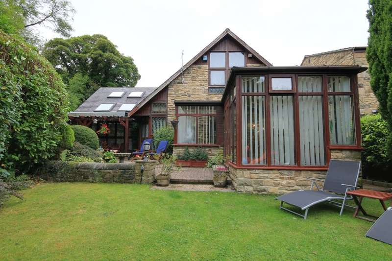 4 Bedrooms Detached House for sale in Birchwood Close, Beamish, DH9