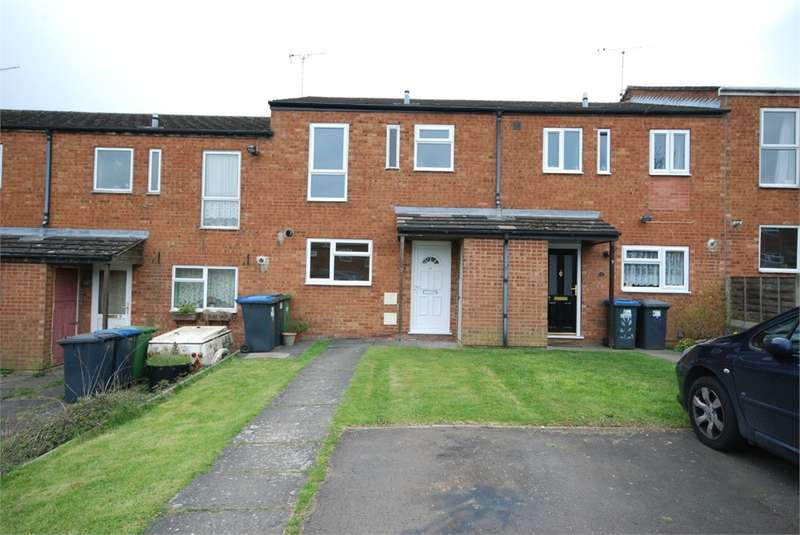 3 Bedrooms Terraced House for rent in Selside, Brownsover, Rugby, Warwickshire