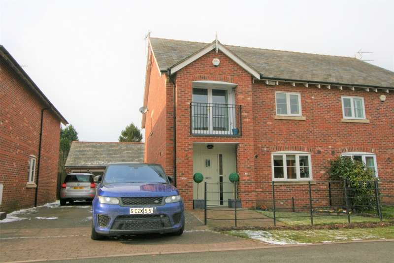 5 Bedrooms Semi Detached House for sale in Church End Mews, Hale, L24