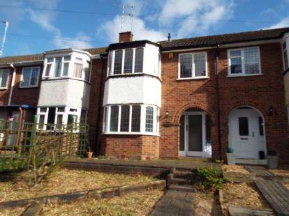3 Bedrooms Terraced House for sale in Allesley Old Road, Chapelfields, Coventry, West Midlands