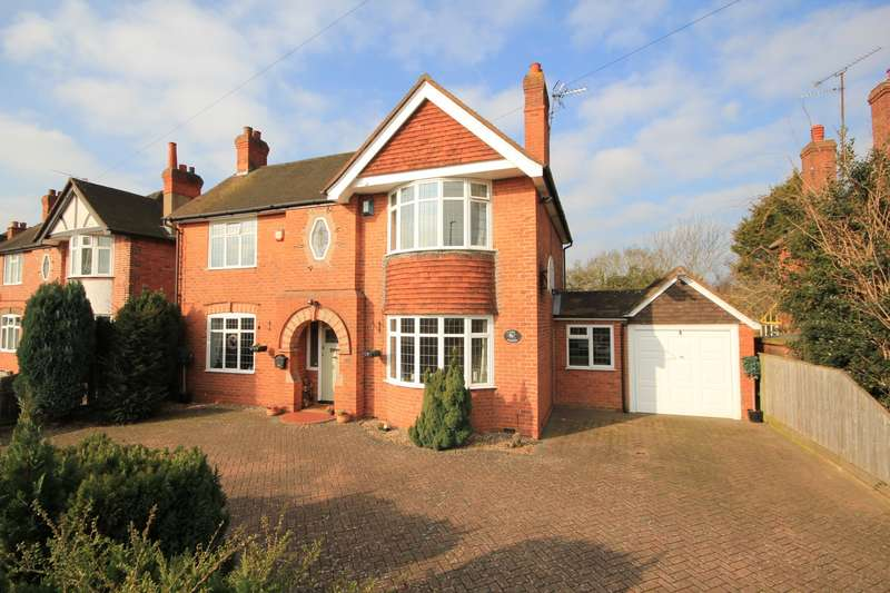 4 Bedrooms Detached House for sale in Pitt's Lane, Earley, Reading, RG6