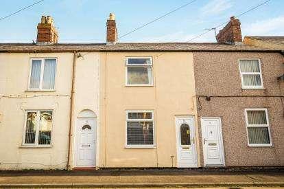 2 Bedrooms Terraced House for sale in Bridge Street, Mold, Flintshire, Sir Y Fflint, CH7