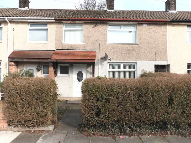 3 Bedrooms Terraced House for sale in Heskin Close, Southdene