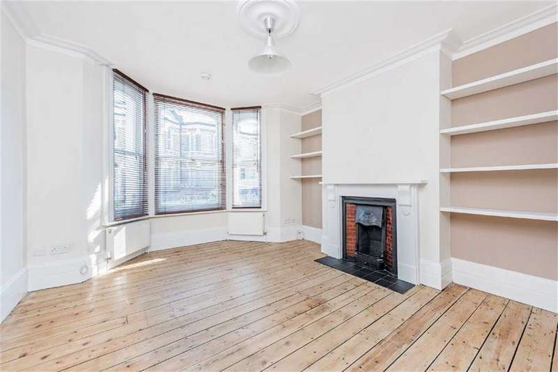 2 Bedrooms Flat for sale in Ballater Road, London