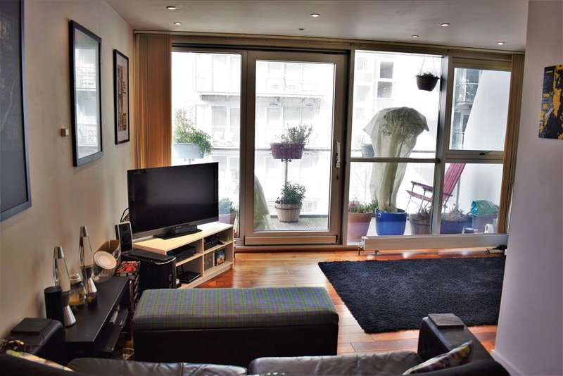 1 Bedroom Studio Flat for sale in The Edge, Clowes Street, Salford, M3 5NE