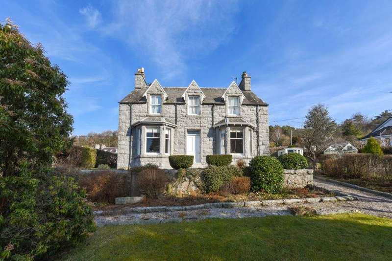 5 Bedrooms Detached House for sale in Barrbridge House, Barhill Road, Dalbeattie, Dumfries and Galloway, DG5