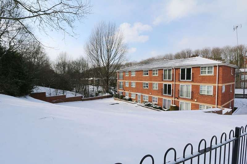 1 Bedroom Apartment Flat for sale in Wilson Brook Court, 32 Commercial Street, Hyde, Greater Manchester, SK14 2HY