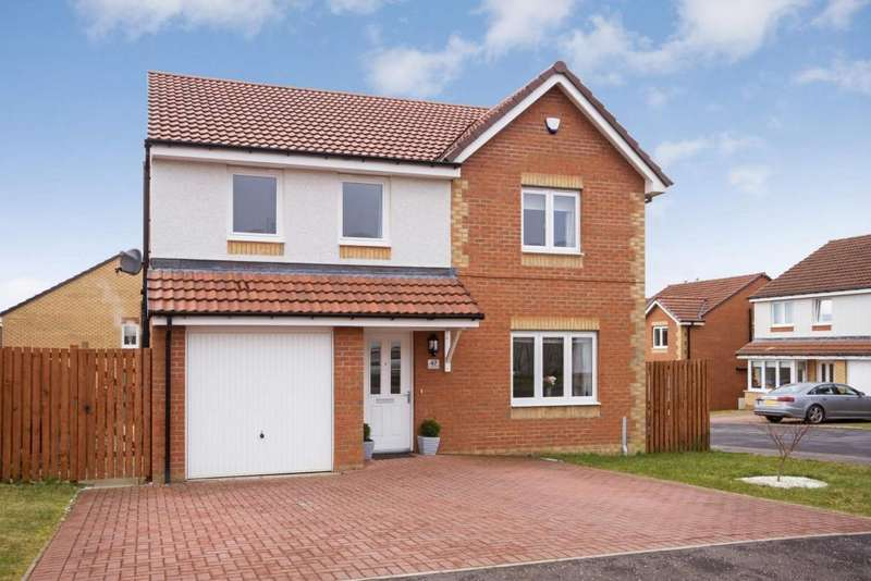 4 Bedrooms Detached Villa House for sale in 47 Applegate Drive, East Kilbride, G75 9FG