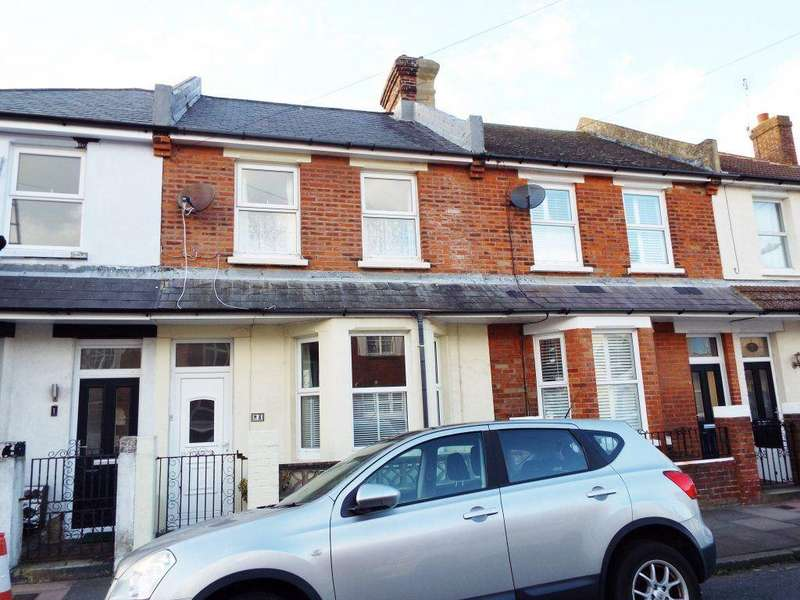2 Bedrooms House for rent in Sidley Road
